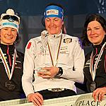 Who will be the FIS Marathon Cup Queen 2012-13 - Can Stephanie Santer defend her title?