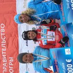 1 FIS Worldloppet Cup winning ladies