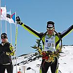 Petr Novak wins Kangaroo Hoppet 2011 at Falls Creek (1)