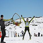 Petr Novak wins Kangaroo Hoppet 2011 at Falls Creek