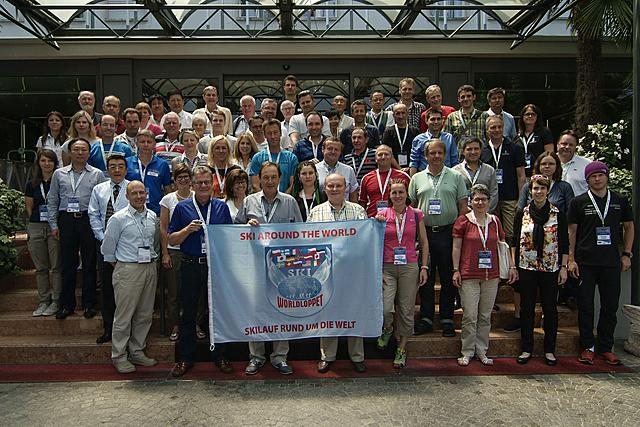 Worldloppet AGM 2014 in Riva del Garda (ITA)