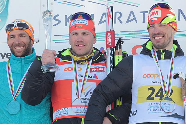 Reichelt (GER) wins the overall FIS Marathon Cup 2013/14!