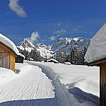 Fassa Valley, closer to the sky! - ..you can touch it with your hand!