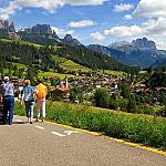Val di Fassa and its trekking ways - Comfortable tracks which connect all the seven towns of the Valley