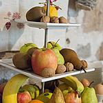 Fruit and walnut-tree